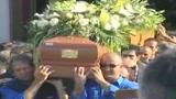 30/05/2009 - Saras, in migliaia ai funerali dei 3 operai morti