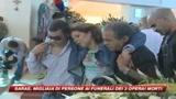 31/05/2009 - Saras, in migliaia ai funerali dei 3 operai morti