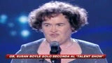 31/05/2009 - Susan Boyle solo seconda al Talent show