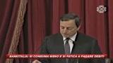 31/05/2009 - Bankitalia, giù i consumi e debiti difficili da saldare