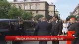 03/06/2009 - Tragedia Air France, cerimonia a Notre Dame