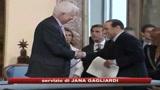 03/06/2009 - Berlusconi: Non mollo, devo portare avanti il paese
