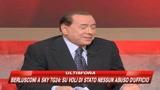 04/06/2009 - Berlusconi a SKY TG24: Voli di Stato? Nessun abuso