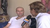 05/06/2009 - Zidane: Felice se Kak prende il mio 5