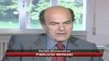 Bersani: Con questo governo meglio che Fiat vada sola