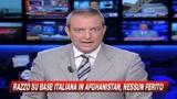 06/06/2009 - Afghanistan, sparato un razzo contro la base italiana