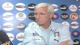 07/06/2009 - Nazionale, Lippi: Esperimento riuscito