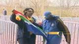 Nazionale blindata in Sudafrica