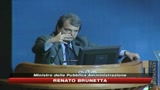 09/06/2009 - In Italia non c'è povertà. Brunetta contestato