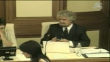 Beppe Grillo al Senato: gli eventi stanno precipitando