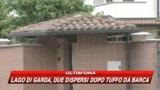 10/06/2009 - Garlasco, periti a lavoro nella casa del delitto