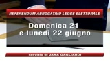Referendum, si vota il 21 e il 22 giugno 