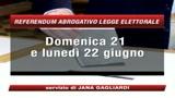 Referendum, si vota il 21 e il 22 giugno