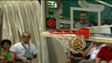 Siena, buona la prima: Milano travolta in Gara-1