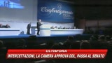 11/06/2009 - Berlusconi: Maggioranza confermata dal voto