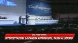 11/06/2009 - Berlusconi: Maggioranza confermata dal voto