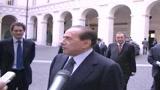 Fiat, Berlusconi: Proposta per Opel ancora sul tavolo