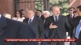 Intercettazioni, Napolitano: Esaminerò il testo