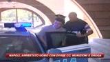 12/06/2009 - Napoli, trovate divise carabinieri e armi: un arresto