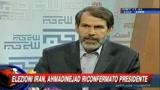 Iran, vince Ahmadinejad. Ma è scontro sui risultati