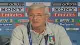 14/06/2009 - Lippi: mi fido dei miei 'vecchi'