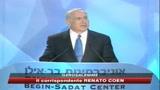 Netanyahu: Sì a uno Stato palestinese ma senza armi
