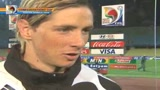 15/06/2009 - Conf Cup, Torres: Qui per fare storia della Spagna 