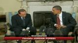 16/06/2009 - Berlusconi-Obama, intesa su Afghanistan e Guantanamo