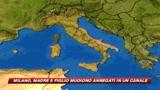 Milano, madre e figlio muoiono annegati in un canale