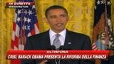 Obama vara la grande riforma della finanza Usa
