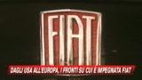 18/06/2009 - Dagli Usa all'Europa, i fronti su cui è impegnata Fiat