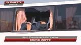 Incidente sull'A4, tir rischia di esplodere