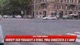 Investì due fidanzati a Roma, pena dimezzata a 5 anni
