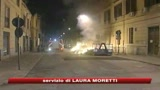 Palermo, emergenza continua: ancora rifiuti incendiati