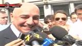 Galliani: no a Cissokho, sotto con Dzeko