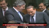 19/06/2009 - Inchiesta Bari, Berlusconi:  solo spazzatura