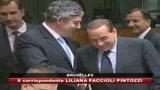 19/06/2009 - Inchiesta Bari, Berlusconi: è solo spazzatura