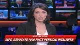 20/06/2009 - Inps, revocate 7000 finte pensioni d'invalidità