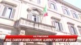 20/06/2009 - Inchiesta Bari, Berlusconi: attacchi mediatici inutili