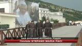 Visita lampo del Papa a San Giovanni Rotondo