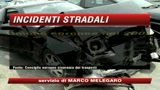 22/06/2009 - Ue: nel 2008 -8,5% d'incidenti stradali mortali