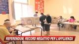 23/06/2009 - Referendum, flop storico. Maroni: cambieremo le regole