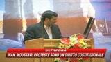 25/06/2009 - Iran, Mousavi: protestare è un diritto costituzionale