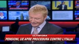25/06/2009 - Pensioni, Ue apre procedura contro l'Italia