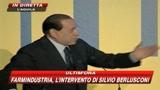 Berlusconi: Il mio gradimento è al 61%