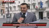 26/06/2009 - Pacchetto anticrisi e pensioni sul tavolo del CdM