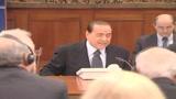 Crisi, Berlusconi: enti internazionali chiudano bocca