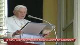 28/06/2009 - Il Papa ai sacerdoti: serve un interiore rinnovamento