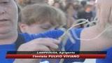 28/06/2009 - Lampedusa, due tartarughe salvate dai volontari del Wwf