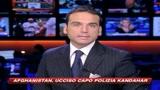 29/06/2009 - Afghanistan, ucciso il capo della polizia di Kandahar